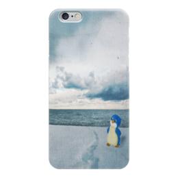 """Чехол для iPhone 6 """"Пингвинёнок Лоло"""" - арт, ссср, подарок, союзмультфильм, лоло"""