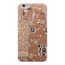 """Чехол для iPhone 6 """"Свершение"""" - картина, климт"""