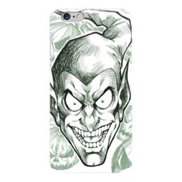 "Чехол для iPhone 6 ""Зеленый гоблин"" - комиксы, spider-man, марвел, человек-паук, green goblin"