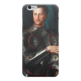"Чехол для iPhone 6 ""Козимо I Медичи"" - картина, бронзино"