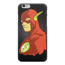 "Чехол для iPhone 6 ""Flash (Молния)"" - flash, молния, флэш"