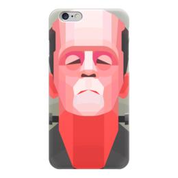 "Чехол для iPhone 6 ""Франкенштейн"" - зомби, страх, frankenstein"