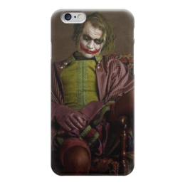 "Чехол для iPhone 6 ""joker"" - joker, джокер, super flamands"