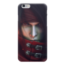 "Чехол для iPhone 6 "" Final Fantasy"" - final fantasy, dirge of cerberus"