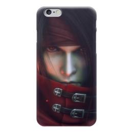 "Чехол для iPhone 6 "" Final Fantasy"" - final fantasy, dirge of cerberus"