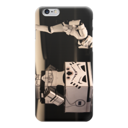 "Чехол для iPhone 6 глянцевый ""звёздные войны"" - фильмы, кино, звёздные войны, фантастика, star wars"