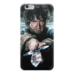 "Чехол для iPhone 6 ""Хоббит (The Hobbit)"" - хоббит, hobbit"