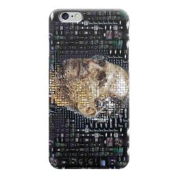 "Чехол для iPhone 6 глянцевый ""   Стив Джобс"" - apple, айфон, стив джобс, jobs"