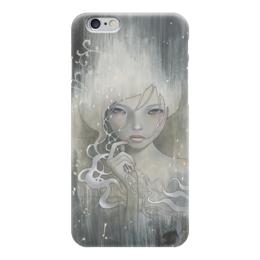 "Чехол для iPhone 6 ""Та, Кто Осмеливается"" - рисунки, одри кавасаки, audrey kawasaki"