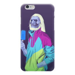"""Чехол для iPhone 6 """"Игра Престолов """" - игра престолов, game of thrones, white walker, белый ходок"""