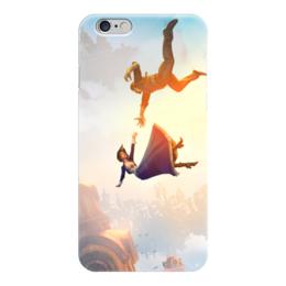 "Чехол для iPhone 6 глянцевый ""Bioshock Infinite"" - bioshock infinite, биошок инфинити, bioshock"