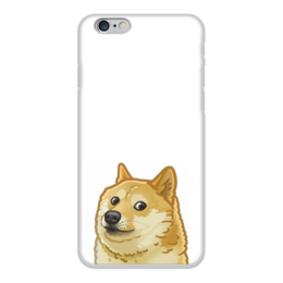 "Чехол для iPhone 6 ""Wow Doge"" - мем, собака, wow, doge"