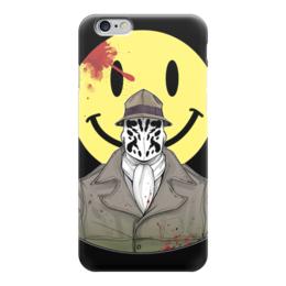 "Чехол для iPhone 6 ""Роршах"" - хранители, dc comics, роршах, rorchach, watchmen"
