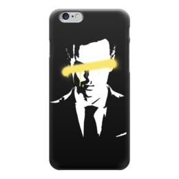 "Чехол для iPhone 6 глянцевый ""Мориарти (Шерлок Холмс)"" - moriarty, мориарти, шерлок, sherlock"