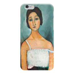"Чехол для iPhone 6 ""Кристина"" - картина, модильяни"