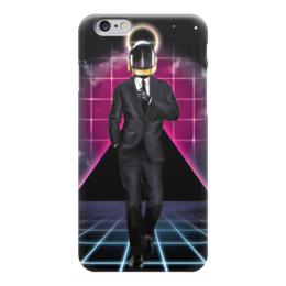 "Чехол для iPhone 6 ""Daft punk"" - арт, daft punk"