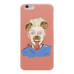 "Чехол для iPhone 6 ""Niall Horan"" - one direction, niall horan, найл хоран, хоран, horan"