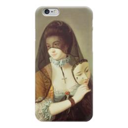 "Чехол для iPhone 6 ""Таинственная незнакомка"" - картина, морланд"