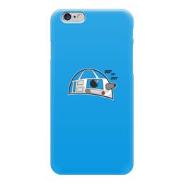 """Чехол для iPhone 6 """"R2D2."""" - star wars, звездные войны, r2d2, р2д2"""