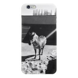 "Чехол для iPhone 6 ""Зебра"" - любовь, зебра, zebra"