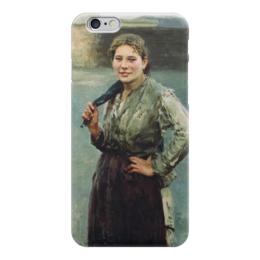 "Чехол для iPhone 6 ""Шахтёрка"" - картина, касаткин"