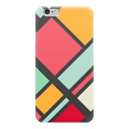 "Чехол для iPhone 6 ""Модерн"" - узор, стиль, орнамент, абстракция, модерн"
