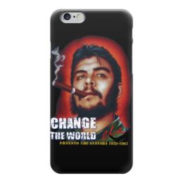 "Чехол для iPhone 6 глянцевый ""Сhe Guevara "" - сhe guevara, che, чегевара, революция, революционер"