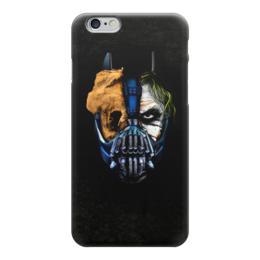 """Чехол для iPhone 6 """"Джокер (Бэтмен)"""" - batman, джокер, бэтмен, mortal kombat, темный рыцарь"""