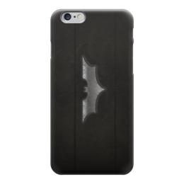 "Чехол для iPhone 6 ""Бэтмен (Batman)"" - batman, бэтмен"