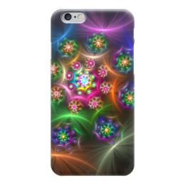 "Чехол для iPhone 6 ""Красочная абстракция"" - арт, рисунок, красота, графика, абстракция"