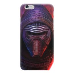 """Чехол для iPhone 6 """"Kylo Ren"""" - star wars, звездные войны, кайло рен, kylo ren"""