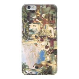 "Чехол для iPhone 6 ""Танец среди мечей"" - картина, семирадский"
