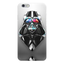 "Чехол для iPhone 6 глянцевый ""Дарт Вейдер Darth Vader Star Wars Звездные Войны"" - дарт вейдер, звездные войны, star wars, r2d2"