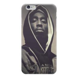 "Чехол для iPhone 6 ""Тупак (2pac)"" - 2pac, тупак, tupac"
