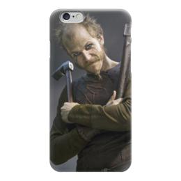"""Чехол для iPhone 6 """"Флоки Кораблестроитель"""" - история, викинги, vikings, путь воина, флоки"""