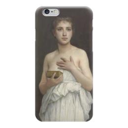 """Чехол для iPhone 6 """"Пандора (Pandore)"""" - картина, бугро"""