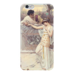 "Чехол для iPhone 6 глянцевый ""Да или Нет (Джон Уильям Годвард)"" - картина, годвард"