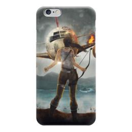"Чехол для iPhone 6 ""Лара Крофт (Tomb Raider)"" - tomb raider, лара крофт, расхитительница гробниц"
