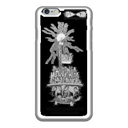"""Чехол для iPhone 6 глянцевый """"новые идеи!"""" - идеи, слоны, мир"""