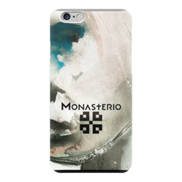 "Чехол для iPhone 6 ""monasterio"" - space, moscow, rave, techno, monasterio"