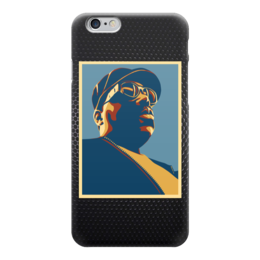 "Чехол для iPhone 6 ""The Notorious B.I.G."" - rap, рэп, biggie smalls, rapper"