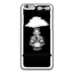"""Чехол для iPhone 6 глянцевый """"бизнес в ваших руках!"""" - бизнес, мысли"""