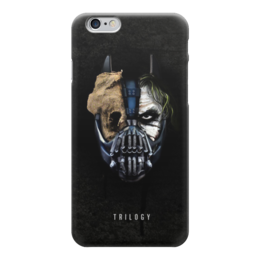 "Чехол для iPhone 6 ""Бэтмен (Batman)"" - joker, batman, джокер, scarecrow, bane"