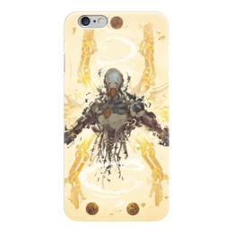 "Чехол для iPhone 6 ""Дзенъятта"" - blizzard, близзард, overwatch, овервотч, zenyatta"