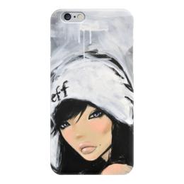 """Чехол для iPhone 6 """"Mimi Yoon Art #1"""" - девушки, красивый арт, mimi-yoon"""