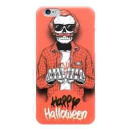 """Чехол для iPhone 6 """"Счастливого Хэллоуина"""" - счастливого хэллоуина"""