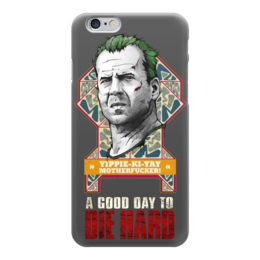 "Чехол для iPhone 6 ""Bruce Willis"" - арт, кино, bruce willis, актёр, брюс уиллис"