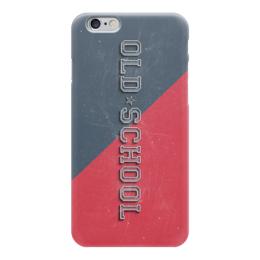 "Чехол для iPhone 6 ""Old School Style"" - арт, style, стиль, олд скул, old school"
