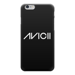 "Чехол для iPhone 6 ""Avicii"" - диджей, avicii, авичи"