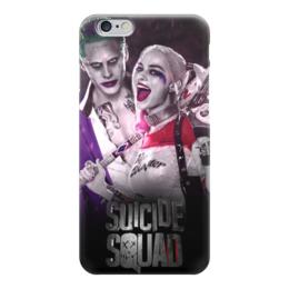 "Чехол для iPhone 6 ""Отряд самоубийц"" - joker, harley quinn, джаред лето, suicide squad, марго робби"